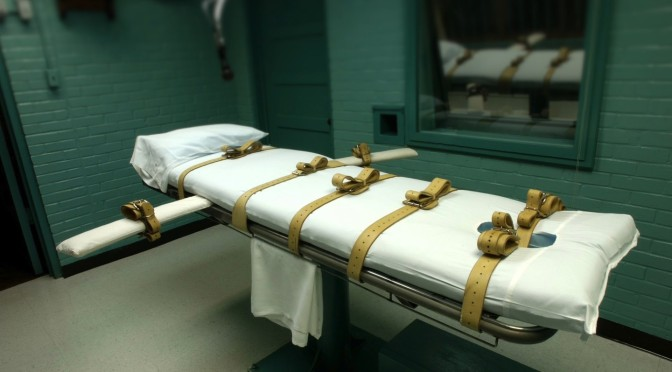 Free Will and the Death Penalty